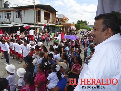 Magno desfile de la Revolución Mexicana