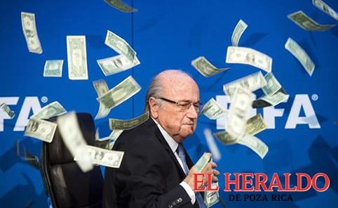 FIFA pierde 369 mdd