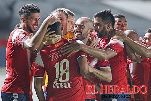 Veracruz vence a Pumas