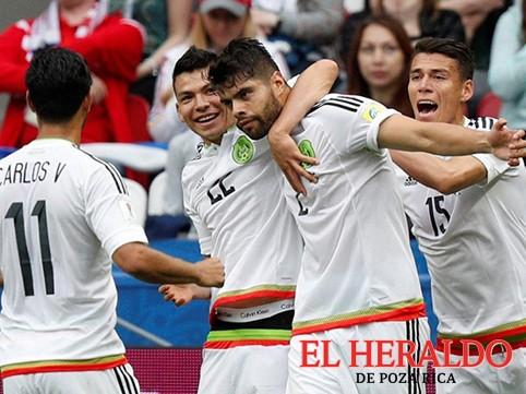 México y Alemania por un boleto a la final