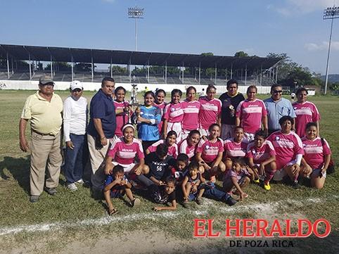 Alpura Morelos campeón de liga