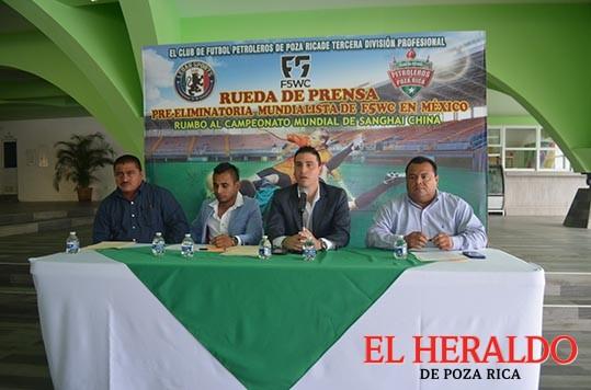 Invitan a equipo de Poza Rica a participa