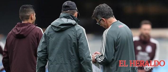 Osorio echa el último vistazo