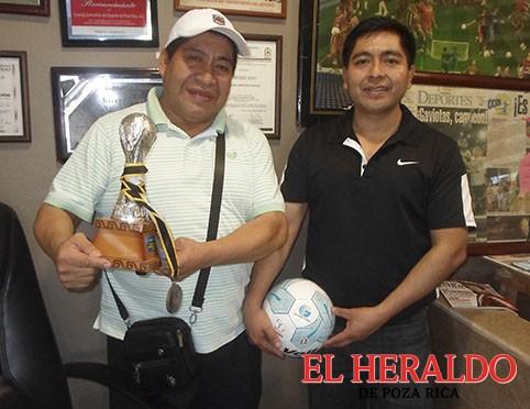 """Inaugurarán el torneo """"Jorge Martínez Martínez"""" de fútbol 7"""