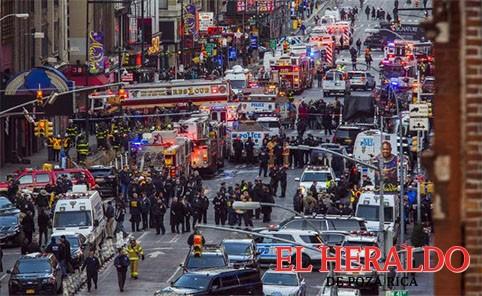 Tras atentado en NY temen ataques