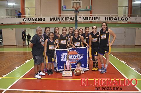 Bicampeón Betos Club