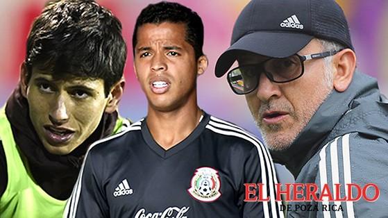 Osorio analiza llevar más de 23 a Europa