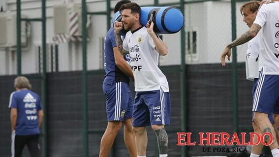 Suspendido partido entre Argentina e Israel