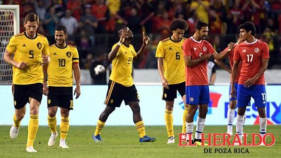 Diablos Rojos golean a Costa Rica