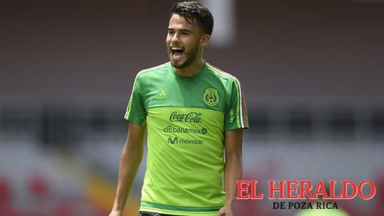 Diego Reyes es baja de México