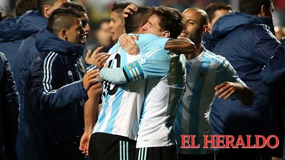 Este será el Mundial de Messi: Tévez