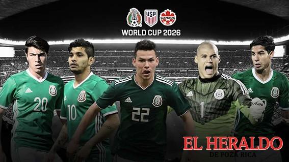 Con el Mundial 2026 en casa