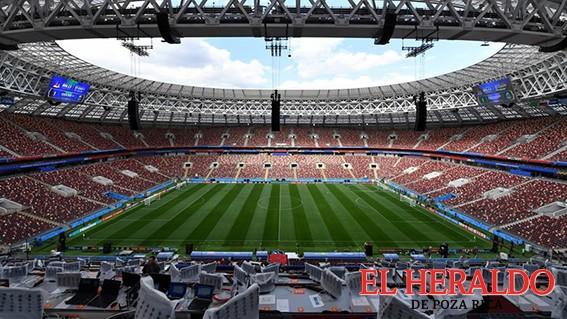Todo sobre Inauguración del Mundial Rusia 2018