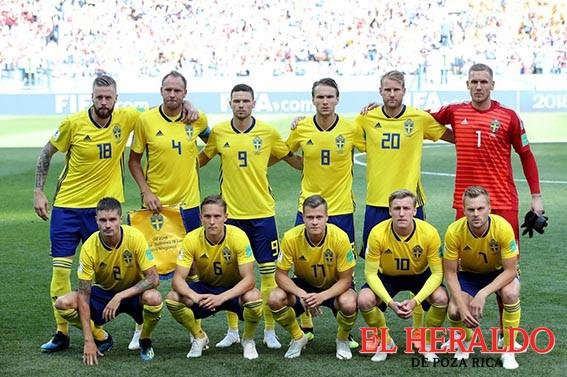 Suecia venció a Corea con trabajo