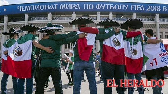 FIFA detendría a fans mexicanos