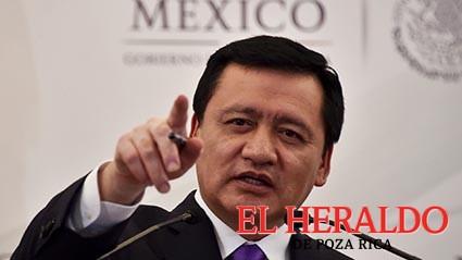 Posible salida de Osorio de la SEGOB