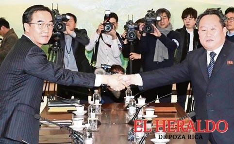 Norcorea enviará su delegación