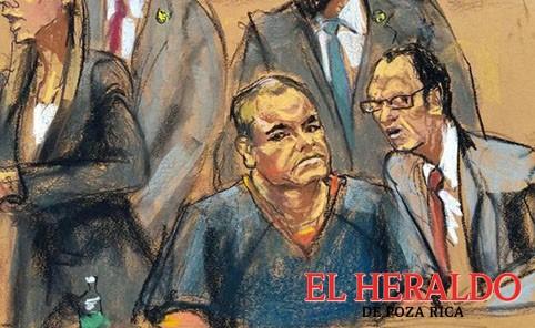 """Juicio de """"Chapo"""" en septiembre"""