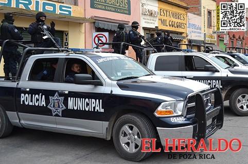 Crearan la policía de Coatzintla