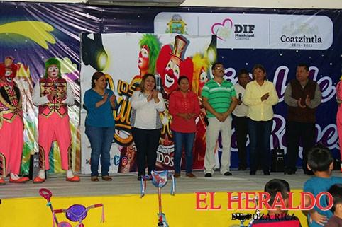Gran festejo de Reyesencabezó Patricia Cruz