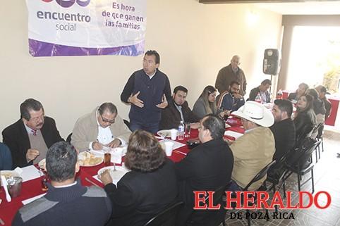 Elegirá el PES candidatos en 6 distritos federales: GV