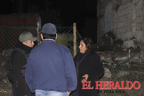 Destroza un taxi en Arroyo del Maíz