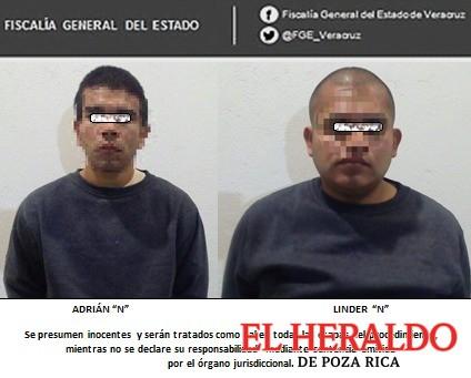 Legalizan detención contra secuestradores