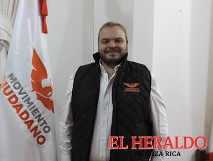 Sergio Gil Rullán nuevo dirigente de MC Estatal