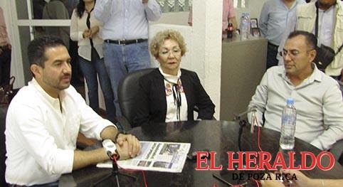 Veracruzanos exigen campañas de propuestas reales: Yunes Márquez