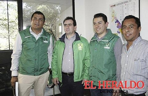 Quiero ser candidato del partido Verde: José Yunes Zorrilla