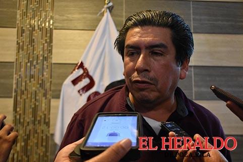 Tres aspirantes a la gubernatura por Morena