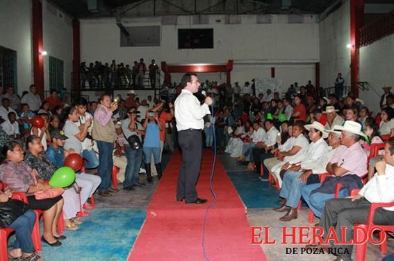 Quiero ser el candidato de las mujeres en Veracruz: Pepe Yunes