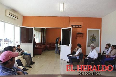Tihuatlán un Gobierno de puertas abiertas