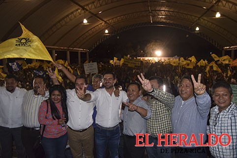 El cambio debe seguir en Veracruz