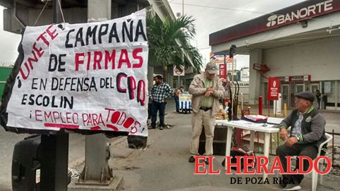 Demandan auditar al CPQ Escolín