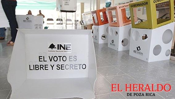 INE revisará la ubicación de casillas