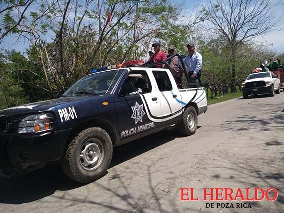 Lista la operatividad en la Sierra Totonaca
