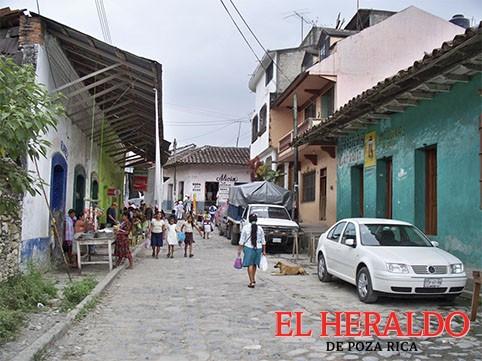 Conflicto por límites entre Espinal y Coyutla