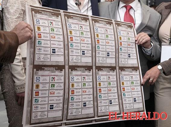 Válidos los votos marcados con apodos