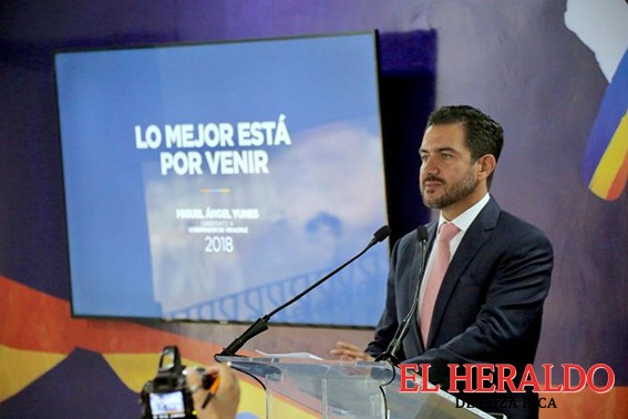 Yunes Márquez creará la Fiscalía Especializada para el caso Duarte