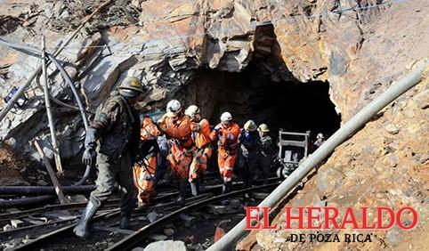 Concesiones mineras duran 100 años