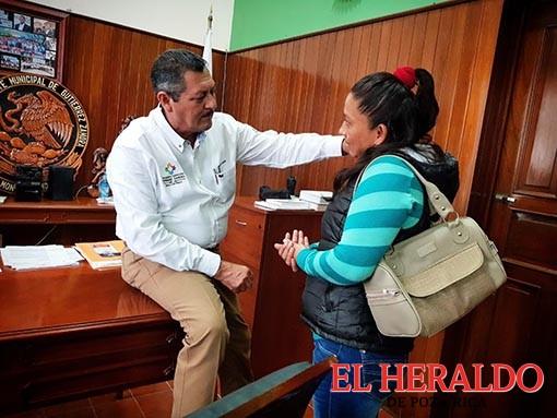 En Gutiérrez Zamora se gobierna bien y para todos