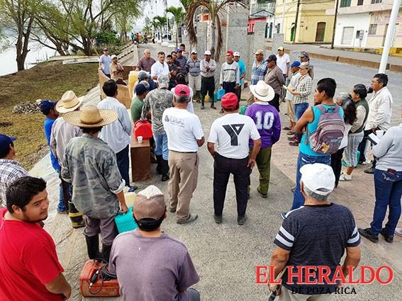 Con trabajo responden los zamoreños al alcalde