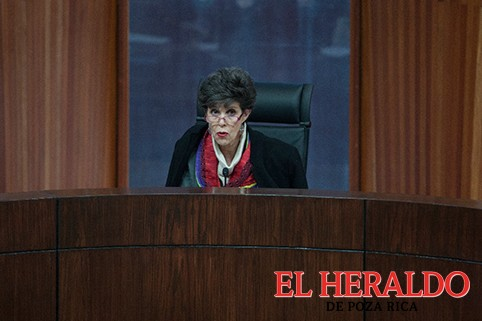 """Reconoce Tribunal el """"Fantasma"""""""