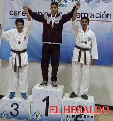 Samurái Club la mejor escuela de karate en Olimpiada