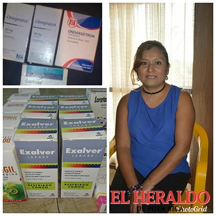 Ofrecen medicamentos gratuitos a la población