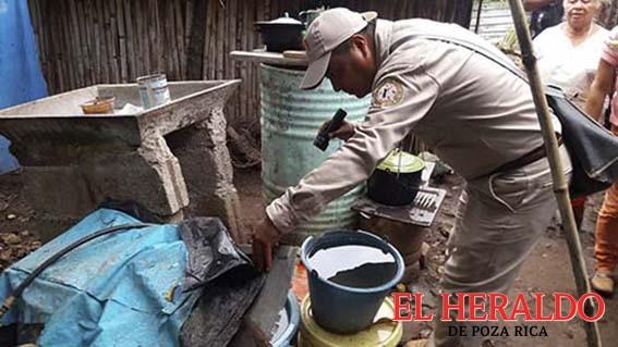 Combate al dengue, zika y chikungunya