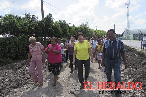 En marcha más obras para Carrillo Puerto
