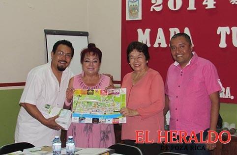 Gutiérrez Zamora, primer municipio en contar con un Mapa Turístico