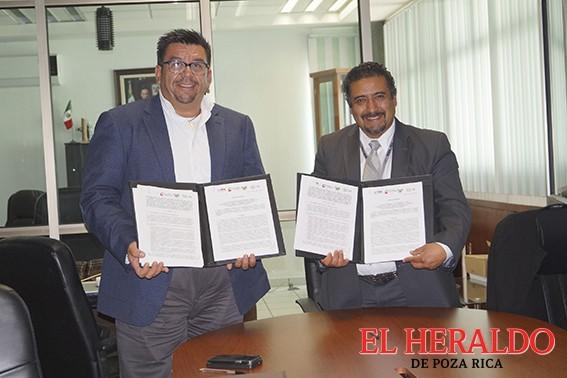 Firman convenio la UTGZ y la UTVM